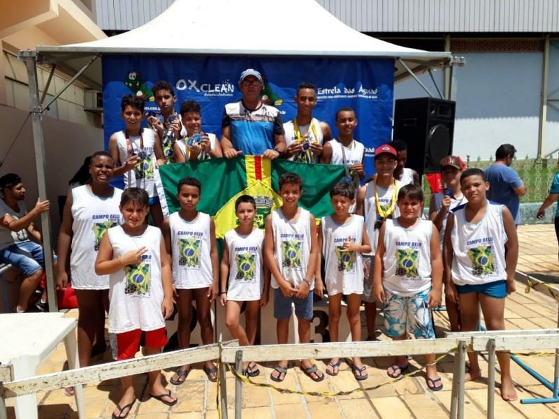 Equipe de natação de Campo Belo se destaca na Copa Minas Gerais de Natação e20780ea286