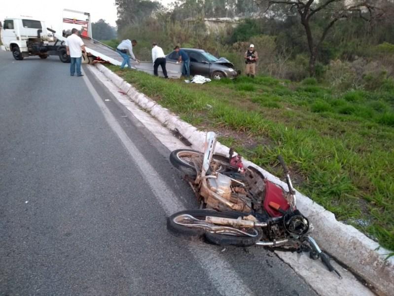 Casal morre em acidente em grave acidente na MG 050 20775a20850